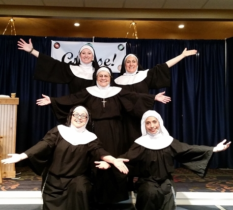 "Waterfront @ Silver Birches ""Nunsense the Musical"""