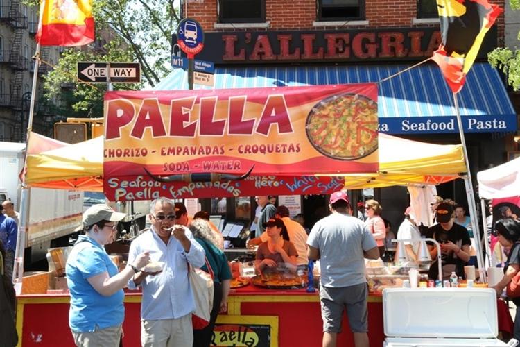 NYC - 9th Avenue Food Festival 2021