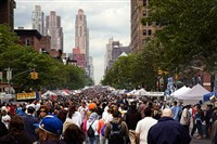 NYC - 9th Ave Food Festival 2019