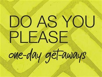 Do-as-you-please