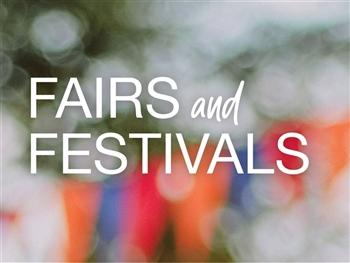 Fairs, Festivals and more
