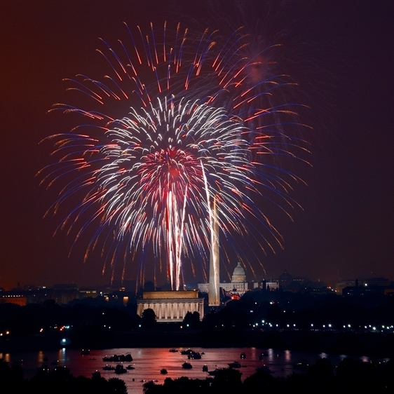 May The 4th Be With You Dc: Celebrate The 4th With A Bang In Washington DC With