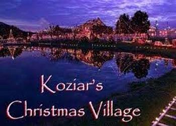 Koziar's Christmas Village 2021
