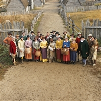 Pilgrims to America, 400th Anniversary